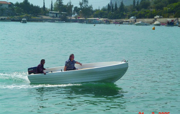 Σκάφη Πολυαιθυλενείου